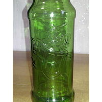 Бутылка 0.5 л. с гербом.