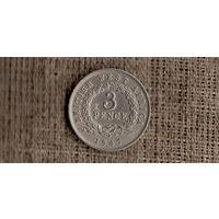 Британская Западная Африка 3 пенса 1947 //(МР)