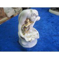Мартышка, обезьяна из Золотого квартета ЛФЗ, 8 см.