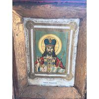 Икона Иисуса христа 1888 год