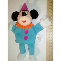 Кукла Микки Маус, театральная, на детскую руку