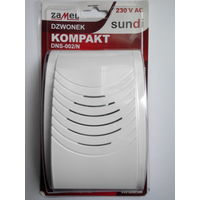 Звонок дверной проводной Zamel Kompakt (Польша)