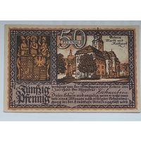 Германия, Нотгельд Artern 50 Пфеннингов 1920 --139