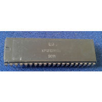 К1810ВМ86 однокристальный 16-разрядный микропроцессор аналог 8086