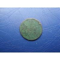 1 грош 1810               (4821)