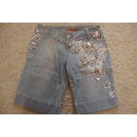 Джинсовые шорты размер 42-44 Новые