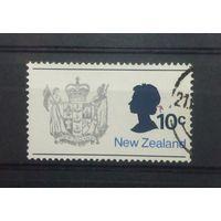 Новая Зеландия,герб страны