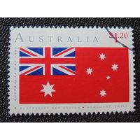 Австралия 1991 г. Флаг.