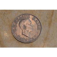 Саравак 10 центов 1934