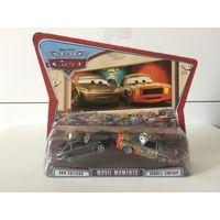 Машинки Тачки Боб Катласс и Даррел Картрип Disney Pixar Cars Movie Moments Bob Cutlass, Darrell Cartrip 2 pack