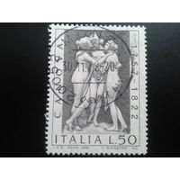 Италия 1972 скульптура Три грации