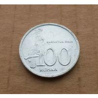 Индонезия, 100 рупий 1999 г.