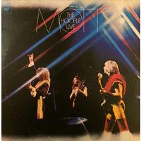 Mott The Hoople, Mott The Hoople Live, LP 1974