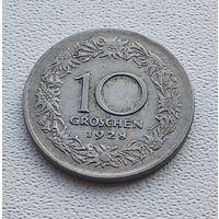 Австрия 10 грошей, 1928 7-13-10