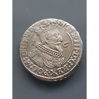 ОРТ 1623 (2) СИГИЗМУНД III (1587-1632),Гданьск,Польша