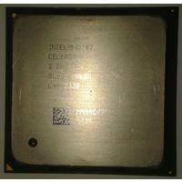 Процессор Intel Celeron 2.0ghz 400 Socket 478 CPU Processor SL6VR