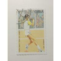 Куба 1993. Кубок Дэвиса. Теннис