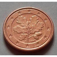 1 евроцент, Германия 2004 A