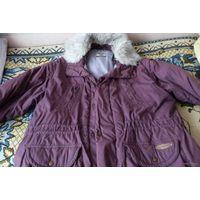 Мужская курта очень теплая! Р. 54-56 (Германия)