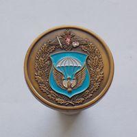 """Памятная медаль """"106-ая ГВ воздушно-десантная краснознамённая ордена Кутузова дивизия"""""""