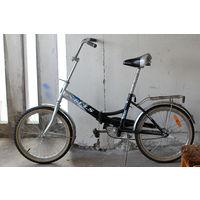 """Складной велосипед """"Стелс 410"""""""