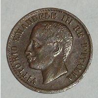 Италия, 1 Чентезимо 1904  (95)
