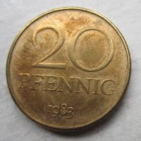 Германия. 10 пфеннигов 1983. 78
