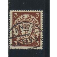 Данциг 1927 Герб Стандарт #216