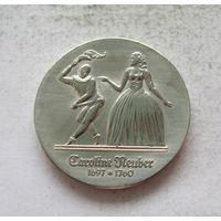 Германия - ГДР 5 марок 1985 225 лет со дня смерти Каролины Нойбер