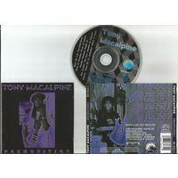 TONY MACALPINE - Premonition (CD 1994 HOLLAND)