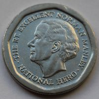 Ямайка, 5 долларов 1994 г