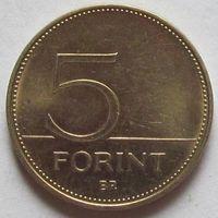 5 форинтов 2000 Венгрия