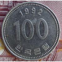 100 вон 1992