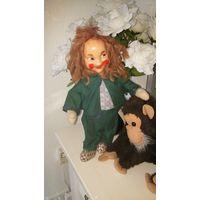 Кукла из прошлого столетия!