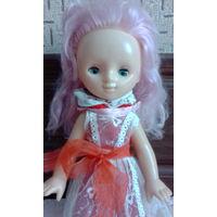 Очаровательная Мальвина- куколка ссср .