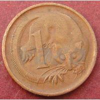 5729:  1 цент 1968 Австралия