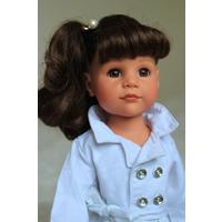 Кукла Ханна, выпуск Gotz Волшебный мир, 2007 год.