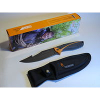 Нож Туристический Bear Grylls Gerber Folding Sheath Knife BG-136 Стропорез!