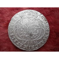 Орт 1754 год с рубля