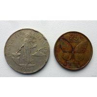 Две монеты Филиппин (цена за все)- из коллекции