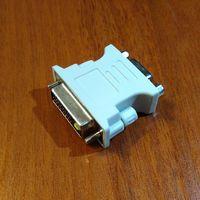 Переходник DVI – VGA
