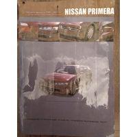 Руководство по эксплуатации Nissan Primera P11