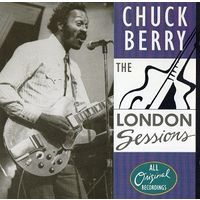 "Chuck Berry ""The London Sessions"" (Audio CD - 1991)"