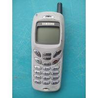 Мобильный телефон Samsung под восстановление или на запчасти.