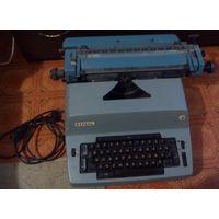Электрическая печатная машинка ЯТРАНЬ. Возможен обмен