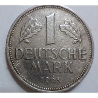1DEUTSCHE MARK 1963г