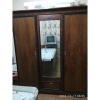 Шкаф плотяной 50-х годов
