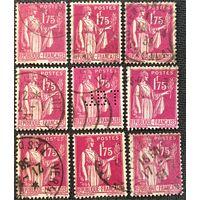 ЦІКАВІЦЬ АБМЕН! 1932, Мір, 1,75 франка
