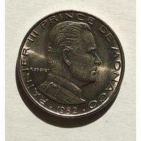 Монако 1 франк, 1982 5-5-19