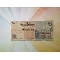 Судан 100 динар 1994 г.